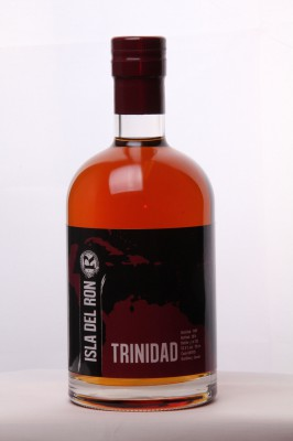 ISLA DEL RON - Trinidad - Caroni <br> cask IdR 015