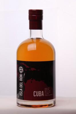 ISLA DEL RON Cuba - cask IdR 013