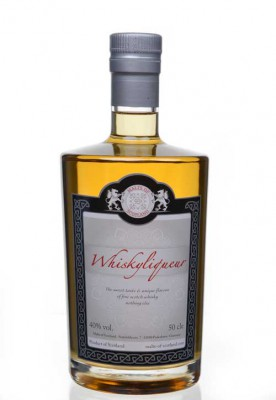 MALTS OF SCOTLAND Whiskyliqueur