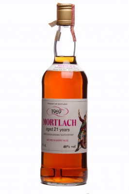 Mortlach 1969 for Turatello Italia