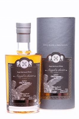 MALTS OF SCOTLAND Angel Choise Old Pulteney 1980