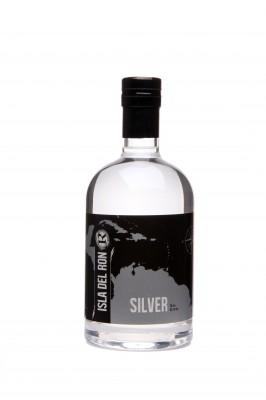 ISLA DEL RON - silver - destilled on Guyana