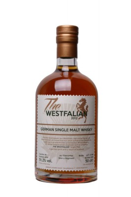 The WESTFALIAN- German Single Malt Whisky TW84