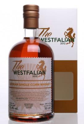 The WESTFALIAN- German Single Corn Whiskey - TW115
