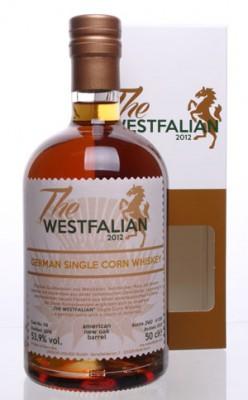 The WESTFALIAN- German Single Corn Whiskey - TW116