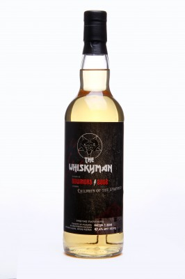 "THE WHISKYMAN - Bowmore 2003 <br> ""Children of the Dramned"""