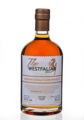 The WESTFALIAN- German Single Corn Whiskey